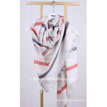 striped scarf shawl wrap
