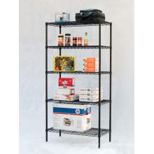 DIY Adjustable Metal Office Wire Rack (LD9035180A5E)