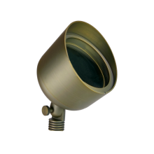 Brass Wall Wash Light 2304