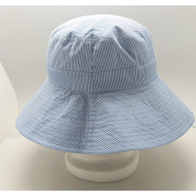 Custom New Style Fishing Bucket Hat Venta al por mayor con bolsillo plegable