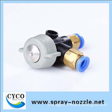 Cyco High Performace Plastic Air Atomizing Nozzle