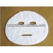 Máscara facial de papel chino bricolaje