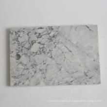 A LFGB FDA certificou a placa de corte de mármore da placa de serviço da placa de desbastamento