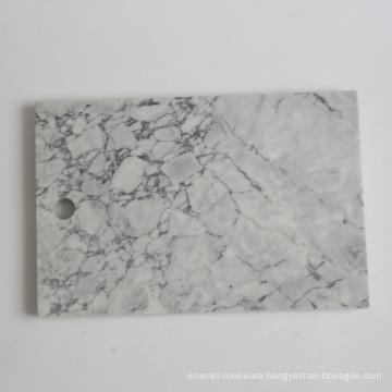 LFGB FDA certified Marble Chopping Board Serving Board Cutting Board