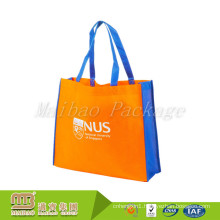 Trade Assurance Welcome AZO Free Recycle Customized Map Printing Nonwoven Gift Bag