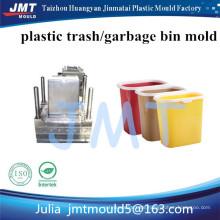 Personalisierte Plastikmülldose mit kundengebundenem Logodrucken
