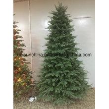 PE Conseils Arbre de Noël avec LED à différentes tailles (peut être clientisé)