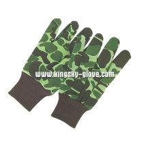 Luva de Algodão Comouflage Jersey-2102