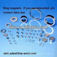 Magnetring, n52 permanent Neodym-Magneten