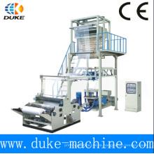 Maschinen-Blasfolien-Maschine Hochgeschwindigkeits-Film-Blasmaschine