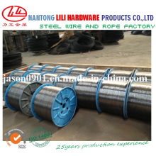 Fil en acier (véritable usine de haute qualité)