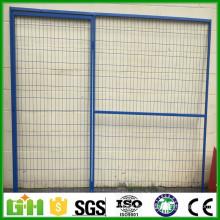 Precio de fábrica Proveedores de China 6 x10ft Galvanizado Panel Temporal de la Cerca de Canadá