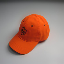 Mode fluoreszierende Orange Sport Cap