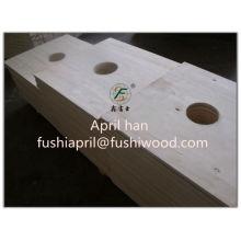 Verschiedene Arten von Sperrholz mit besten Preis für Verpackung