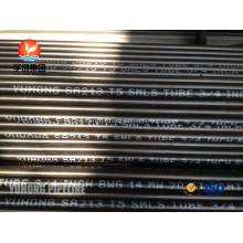 Tubo de aço de liga ASTM A213 T5 de alta temperatura