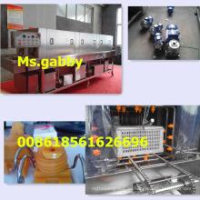 Hochwertige Kunststoff-Flaschenwaschmaschine