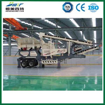Triturador de pedra móvel Shandong Hengmeibetter