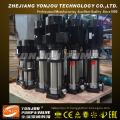 Pompe centrifuge verticale à plusieurs étages en acier inoxydable Qdl