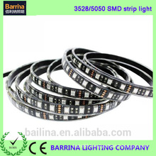 2014 IP65 Waterproof 60LEDs/m 12V SMD5050 flexible LED striplight