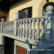 Outdoor Granite Stone Railing Balustrade