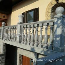 Outdoor Granite Stone Railing Balustrade