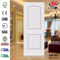 JHK-S01 Popular New Model Deep Groove Best Used Interior Door White Primer Door Skin