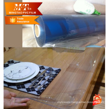 hot sale high quality clear pvc table cover
