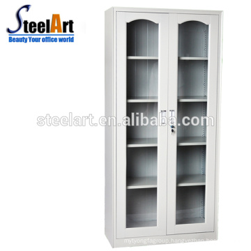 Multi-purpose glass display cabinet wine display cabinet