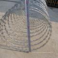 Security Fence Concertina Razor Wire