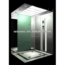 Stainless Steel Machine Roomless Passenger Elevator