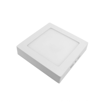 Surface Round LED Panel Light---12W-800lm PF>0.9 Ra>80