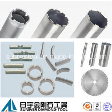 Diamond Tool for Stone, Construction Cutting, Drilling, Grinding