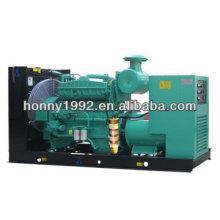 80kW 100kVA Pequeño 6 Cilindro Silent Diesel Generator conjunto