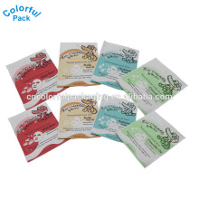 Shenzhen china lamination aluminum plastic custom printing facial mask bag