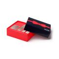 Косметическая упаковочная коробка с блистером для хранения бутылки