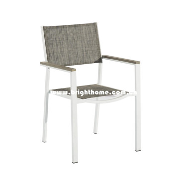 Hot Sale Aluminum and Textilene Outdoor Furniture