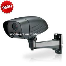 LED Array 700tvl 960h CCD Caméra CCTV imperméable à l'infrarouge