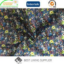 100 Polyester 230 t Twill Fashion Tuch gedruckt Liner Futter für Jacke und Anzug