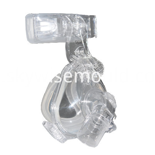 CPAP Full Respirator Injection Mould