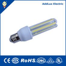 Luces ahorros de energía de 8W 12W B22 E27 COB 3u LED