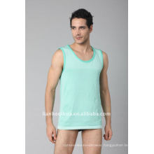 Seamless mens tank top