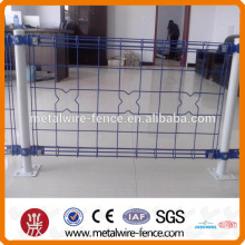 Anping County Welded Garden Double-lap Fence