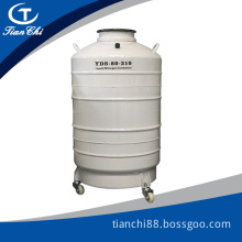 Cryogenic ln2 tank 80L liquid nitrogen gas cylinder manufacturer in HR