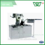 Shanghai wanshen WS 250 cellophane overwrapping machine
