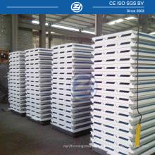 Zhejiang Corrugated EPS Sandwich Panel Precio