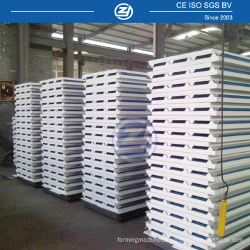 Zhejiang Corrugated EPS Sandwich Panel Price