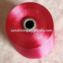 Stock del hilado del filamento del rayón viscosa para la venta