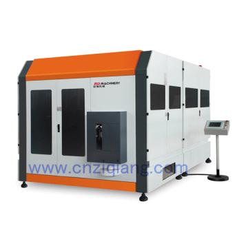 Máquina de soplado de estiramiento rotatorio de botella de PET - Alta calidad (ZQ-R12)