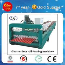 Shutters Door Roll Forming Machinery