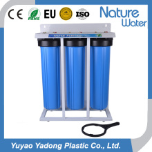 3 Stage Big Blue Water Purifier with Steel Bracket